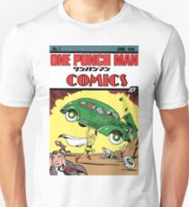 One Punch Man Action Comics T-Shirt