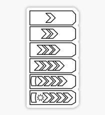 CSGO Silver Ranks; Sticker