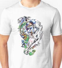 Horohoro spirit of the north Unisex T-Shirt
