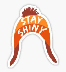 Stay Shiny Sticker