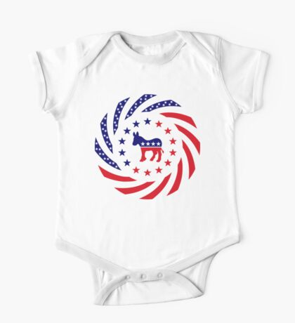 Democratic Murican Patriot Flag Series Kids Clothes