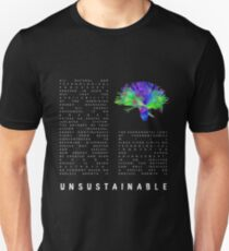 The 2nd Law: Unsustainable - Muse T-Shirt