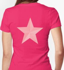 PINK, STAR, Pink sectioned star, Star, Stardom T-Shirt