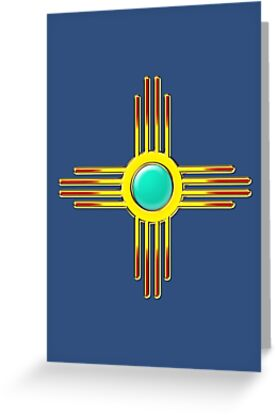 Zia Sun - Zia Pueblo - New Mexico by nitty-gritty
