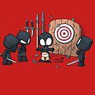 Ungesündeste Ninja: Entwirrt von dooomcat
