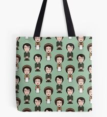 Repeating Pride & Prejudice Tote Bag