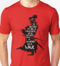 Warrior's Garden Unisex T-Shirt