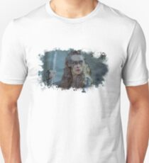 Lexa - The 100 - draw Unisex T-Shirt