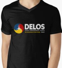 Delos – Adult Amusement Parks (aged look) T-Shirt