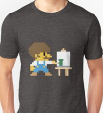 Super BobRossario Bros. T-Shirt