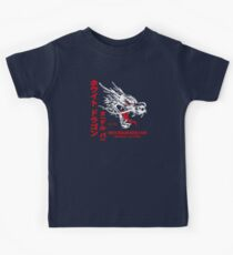 White Dragon Noodle Bar (aged look) Kids Clothes