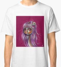 Little Skull Girl Classic T-Shirt
