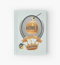 Honey, You Should See Me In A Crown. Hardcover Journal