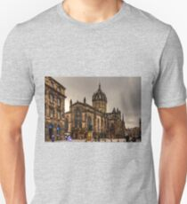 Edinburgh High Kirk Unisex T-Shirt