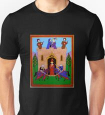 Seige of the Castle of Love T-Shirt