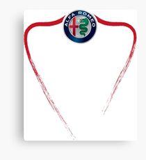 Alfa Romeo of Birmingham front Canvas Print