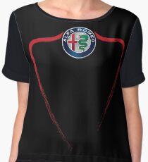 Alfa Romeo of Birmingham front Chiffon Top