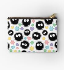 Soot Sprites & Candies - repeat pattern Studio Pouch