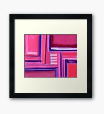 Pastel Painting 2 Framed Print