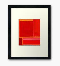 Pastel Painting 5 Framed Print
