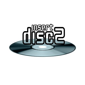 Insert Disc 2  (Blue) by mickcar73