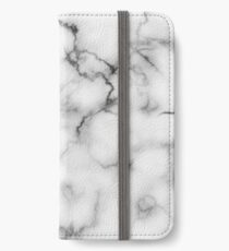 Marble iPhone Wallet/Case/Skin