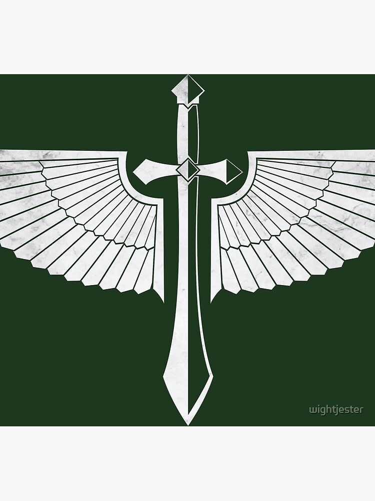 The winged Sword by Wroxhawk