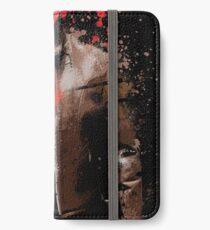 J. Todd - Splatter Art iPhone Wallet/Case/Skin