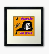 Philosophy of Phunk Framed Print