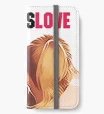 #loveislove brittana iPhone Wallet/Case/Skin