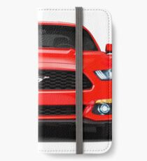 Ford Mustang  iPhone Wallet/Case/Skin