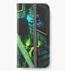 Poe Sisters iPhone Wallet/Case/Skin