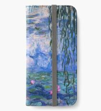 Monet Lilies iPhone Wallet/Case/Skin
