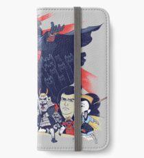 Samurai Wars: Empire Strikes iPhone Wallet/Case/Skin