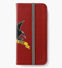 Smallville Hoher Kamm iPhone Flip-Case/Hülle/Klebefolie