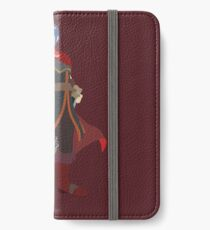 Marth (Red) - Super Smash Bros. iPhone Wallet/Case/Skin