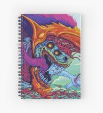 Hyper Beast  Spiral Notebook