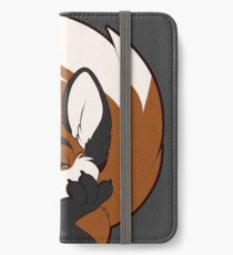Sup Fox iPhone Wallet/Case/Skin