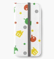 Wildwechsel iPhone Flip-Case/Hülle/Skin