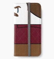 Ron Swanson iPhone Wallet/Case/Skin