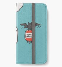 Vegan Vampire iPhone Wallet/Case/Skin