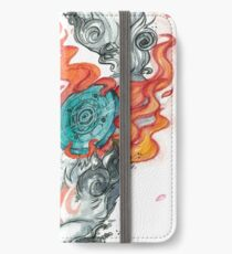 Watercolor Okami iPhone Wallet/Case/Skin
