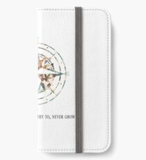 Peter Pan iPhone Wallet/Case/Skin