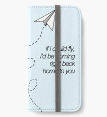 if i could fly iPhone Wallet/Case/Skin