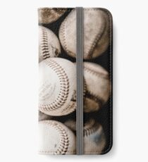 Baseball Collection iPhone Wallet/Case/Skin