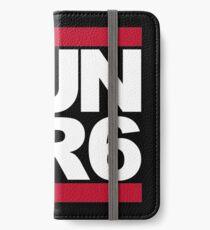 RUN VR6 iPhone Wallet/Case/Skin