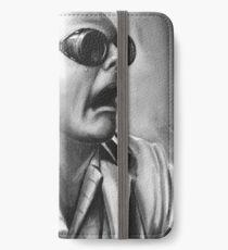 doc brown iPhone Wallet/Case/Skin
