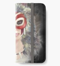 Bring Down the Wolf's Head iPhone Wallet/Case/Skin