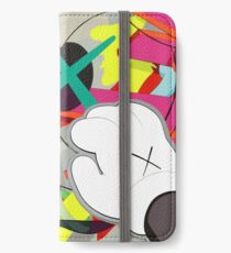 Kaws Paws iPhone Wallet/Case/Skin