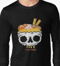 ITADAKIMASU- Ramen Long Sleeve T-Shirt